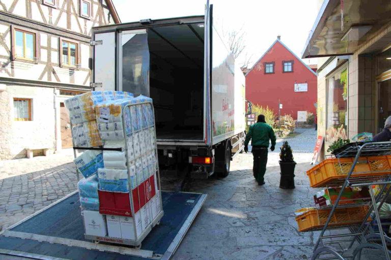 LHG Lebensmittelhandels GmbH