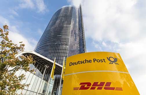DHL Hochhaus Bonn