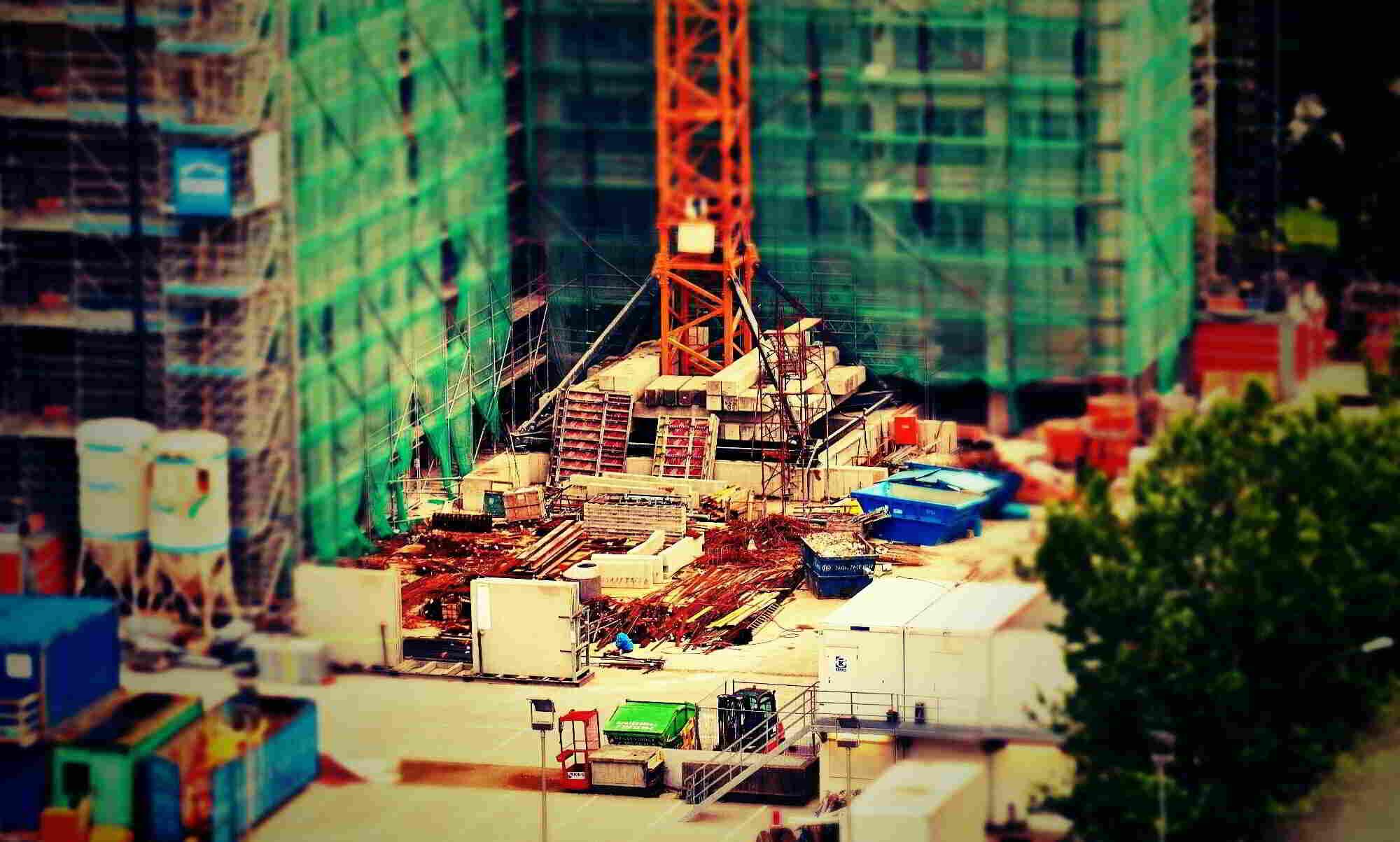 cargorent für Baustellenlogistik