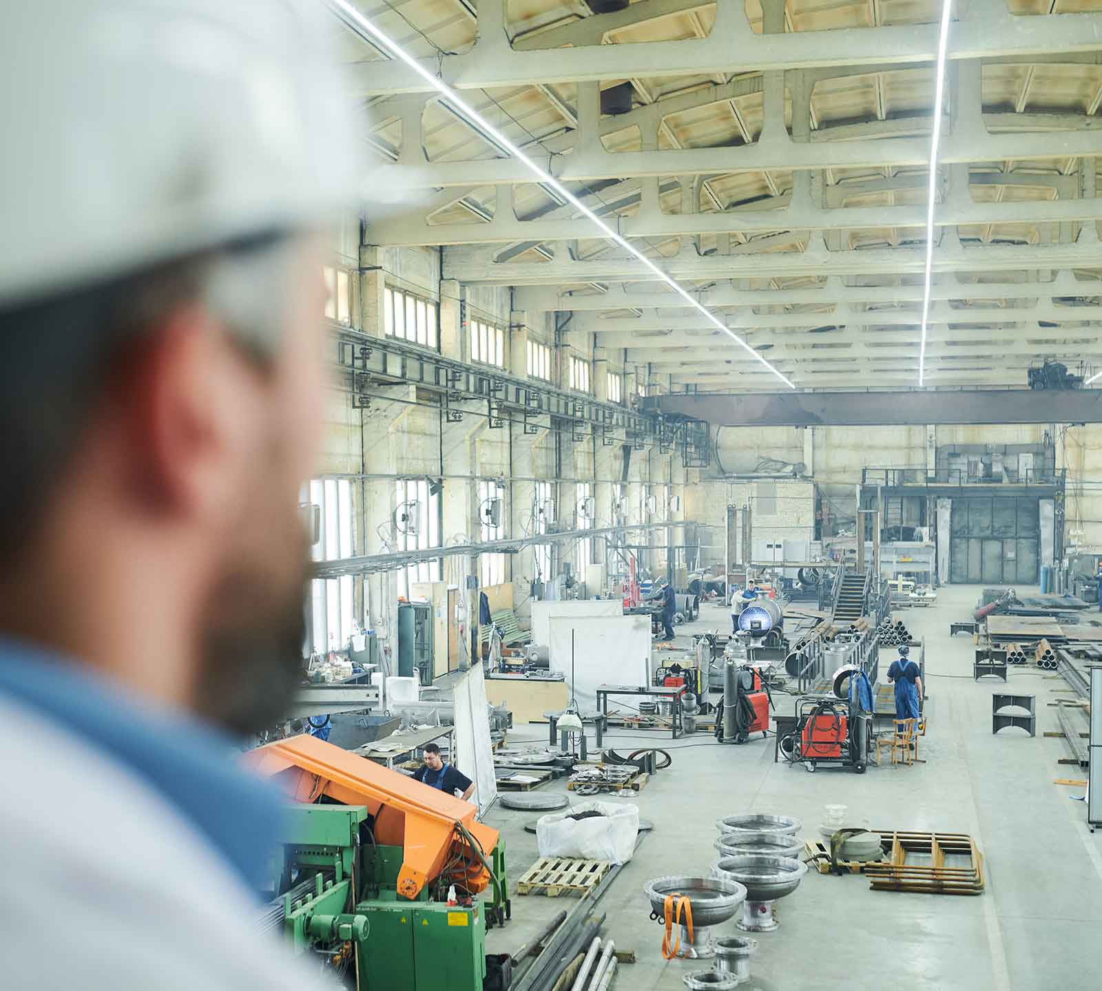 cargorent LVS Produktion