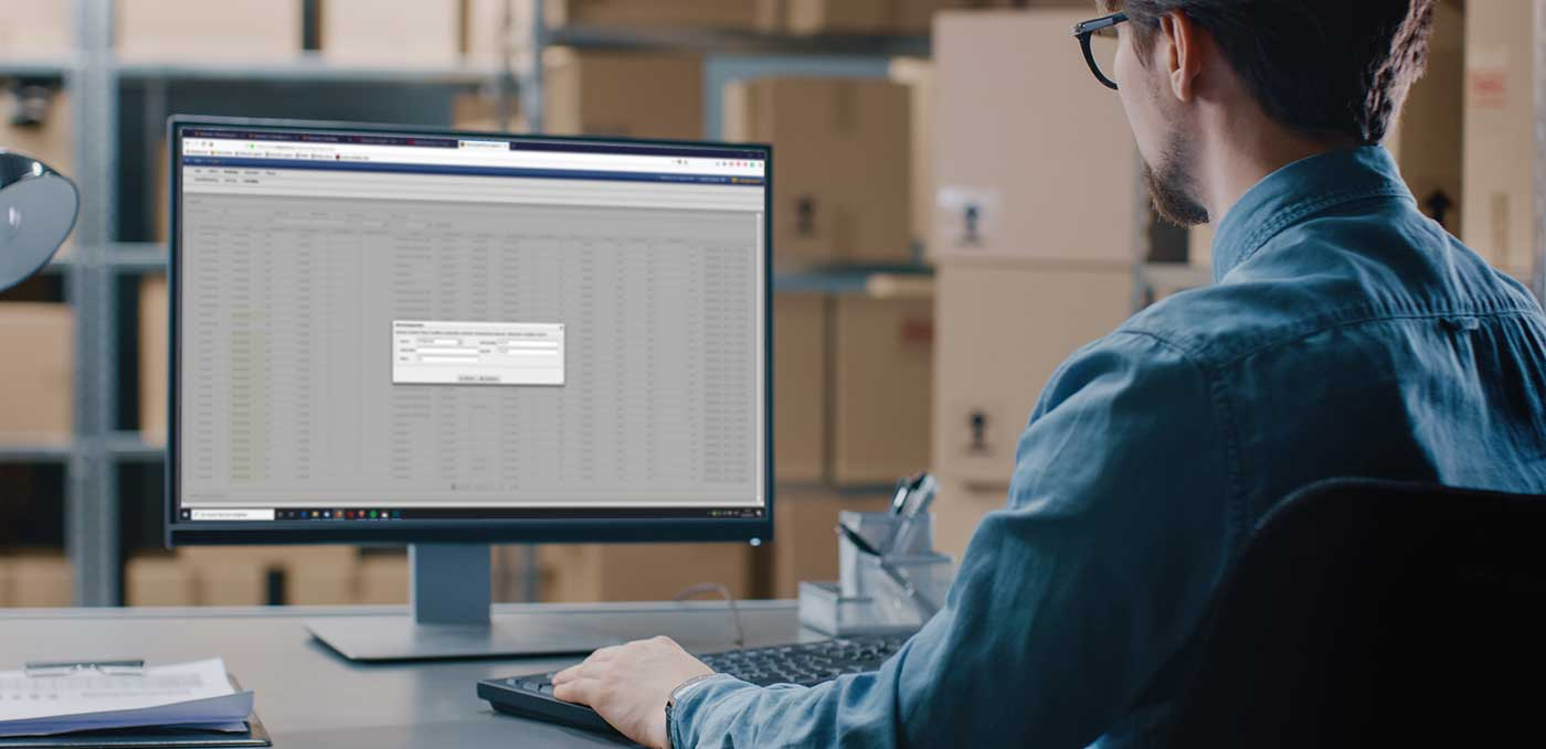Controlling im Lager - cargorent WMS in der Cloud