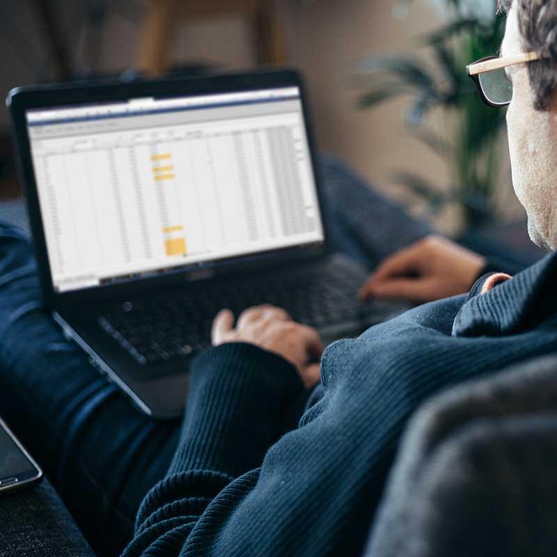 Umstieg aus Excel ins cargorent WMS aus der Cloud