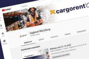 cargornet Lager Live Tutorial YouTube