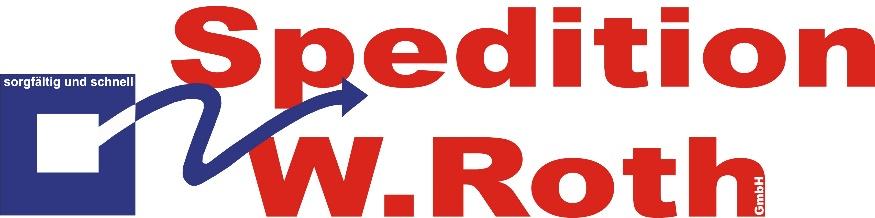 Logo Spedition W. Roth